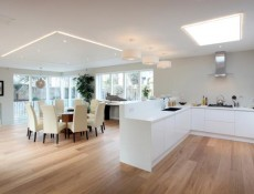 Natural Oak Wood Flooring in Norwich, Norfolk