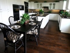 Smoked Oak Wood Flooring in Norwich, Norfolk