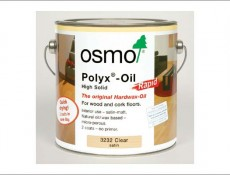 Osmo Polyx-Oil Hardwax Oils > Rapid. Two coats in one day!